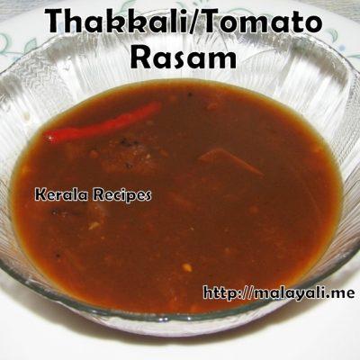 Tomato Rasam (Thakali Rasam)
