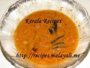 Chemeen Thakkali Curry