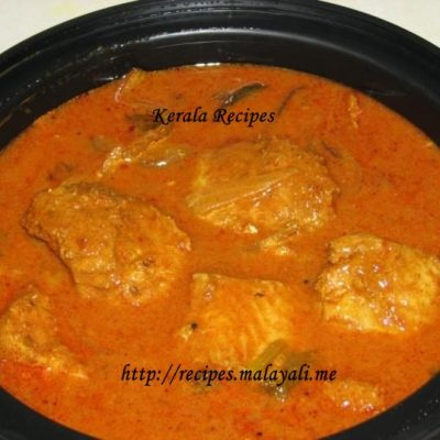 Meen Curry – Fish Curry