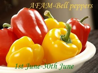 AFAM - Bell Peppers