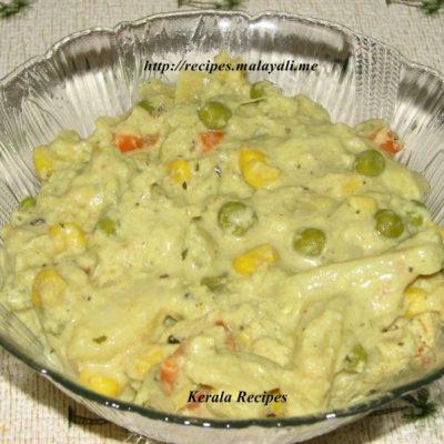Vegetable Khurma