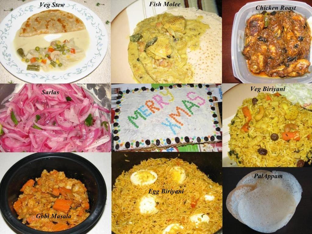 Our first christmas party kerala recipes forumfinder Image collections