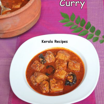 Simple Kerala Fish Curry