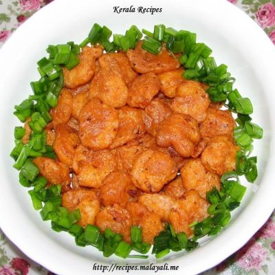 Fried Shrimps – Chemmeen Vada