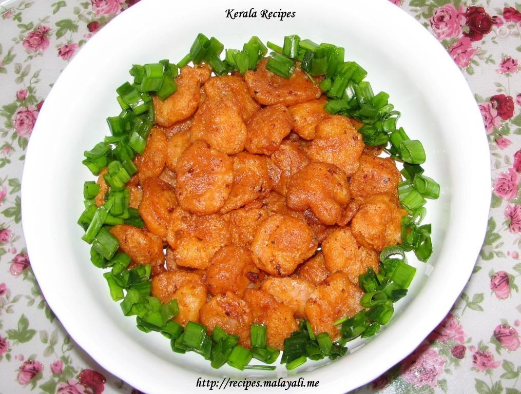 Fried shrimps chemmeen vada kerala recipes forumfinder Choice Image