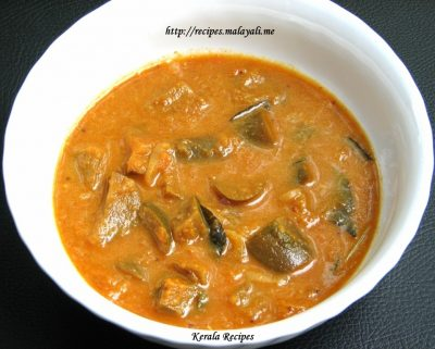 Brinjal Pulin Curry