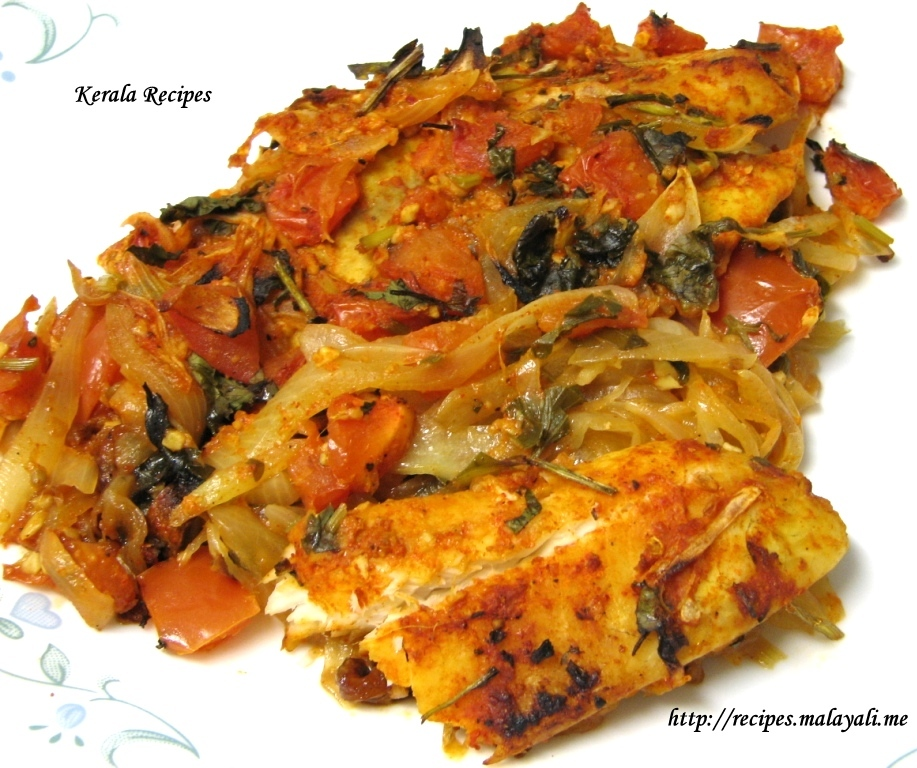 how to cook fish in oven indian style
