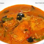 Kerala Meen Curry with Kudam Puli