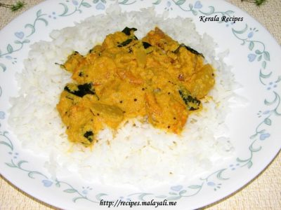 Unakka Chemmeenum Manga Curry