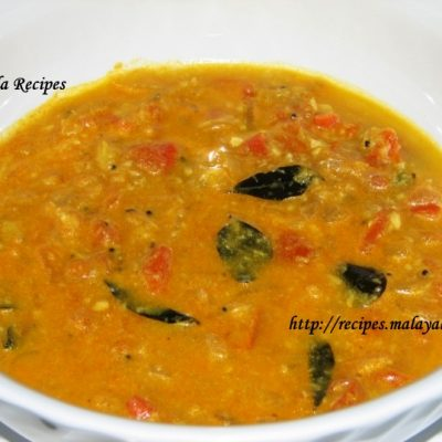 Thakkali Curry (Tomato Curry)