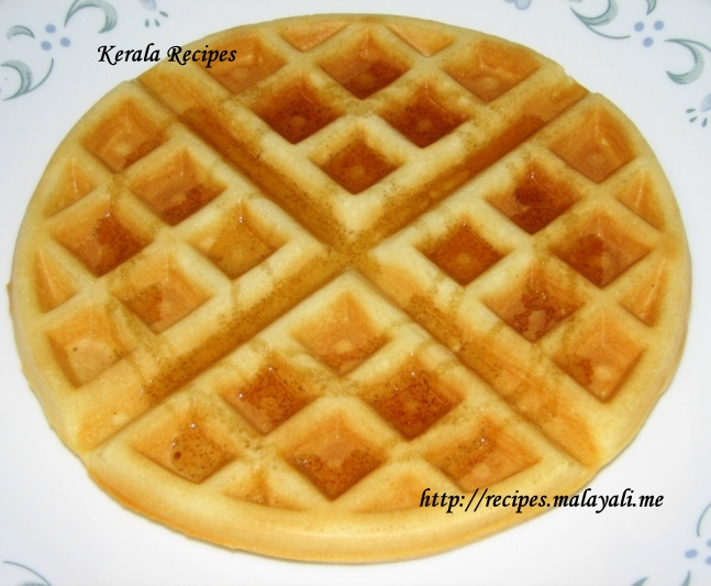 Breakfast Waffles