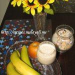 Banana Apple Smoothie
