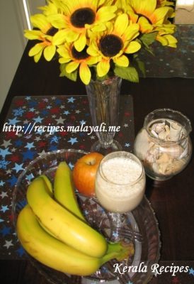 Banana Apple Smoothie