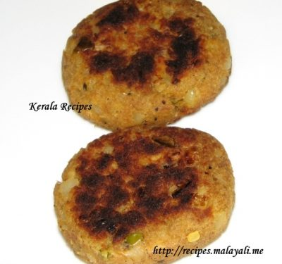 Pan Fried Fish Cutlets
