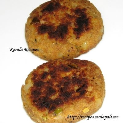 Easy Tuna Fish Cutlets