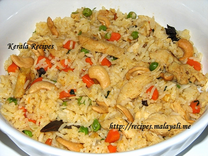 Chicken pulav pulao kerala recipes forumfinder