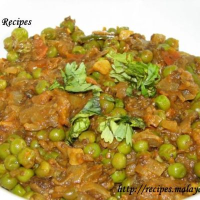 Baingan Bartha (Roasted and Mashed EggPlant Curry)