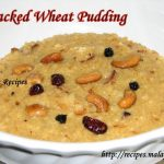 Broken Wheat Payasam