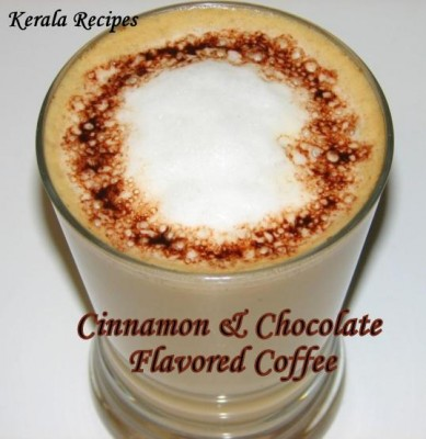 Cinnamon & Chocolate Flavored Coffee