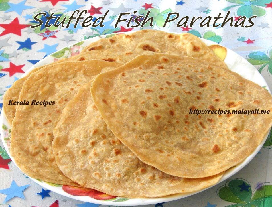 Fish Paratha