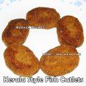 Kerala Style Fish Cutlets