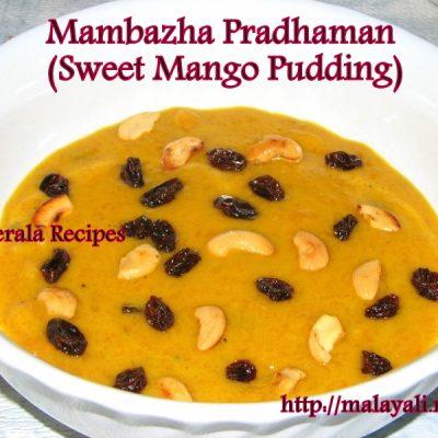 Mambazha Pradhaman
