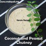 Coconut Peanut Chutney