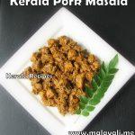 Kerala Pork Masala
