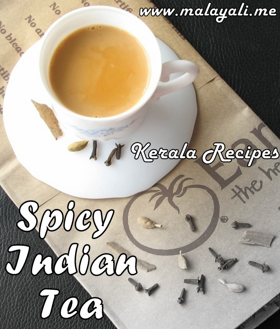 Spicy Indian Tea