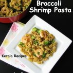 Broccoli Shrimp Pasta