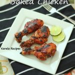 Sweet & Spicy Baked Chicken