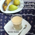 Plantain Pear Smoothie