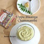 Uppu Maanga Chammanthi