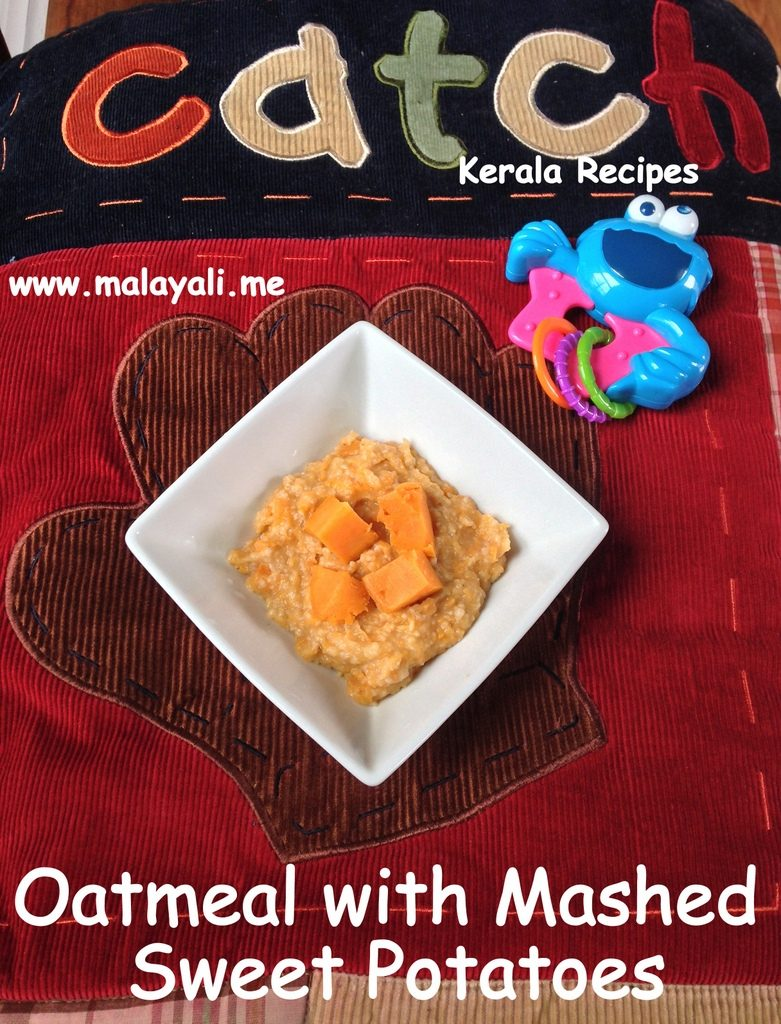 Baby food oats with mashed potatoes kerala recipes baby food oats with mashed potatoes forumfinder Choice Image