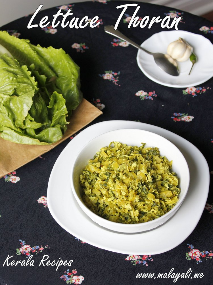 Lettuce Thoran