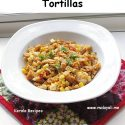 Migas (Tortillas with Egg)
